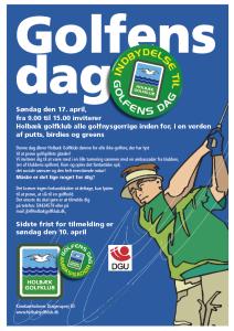 Golfens Dag Net og hjemmeside