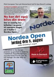 Nordea open billede